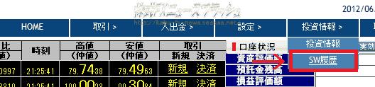 SBI FXTRADE SBI FXトレード スワップポイント スワップ金利 スワップカレンダー SWカレンダー
